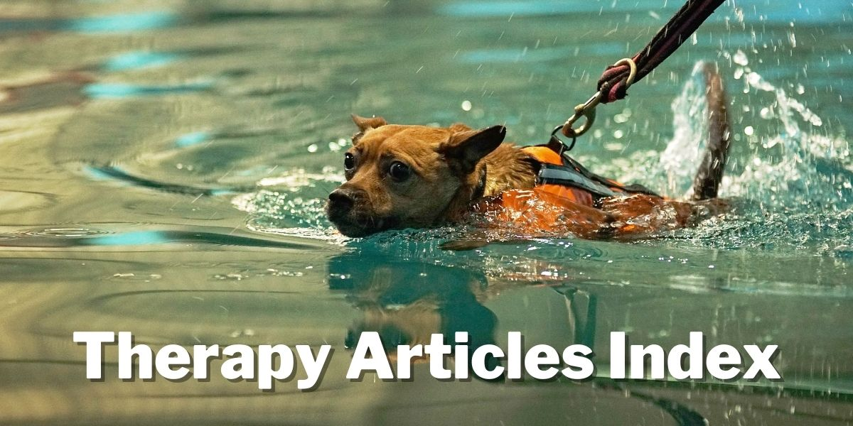 Therapy Articles Index